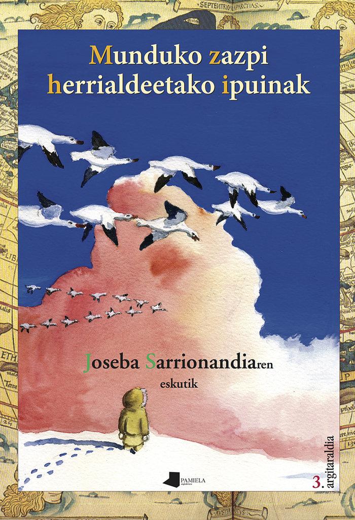Munduko zazpi herrialdetako ipuinak euskera