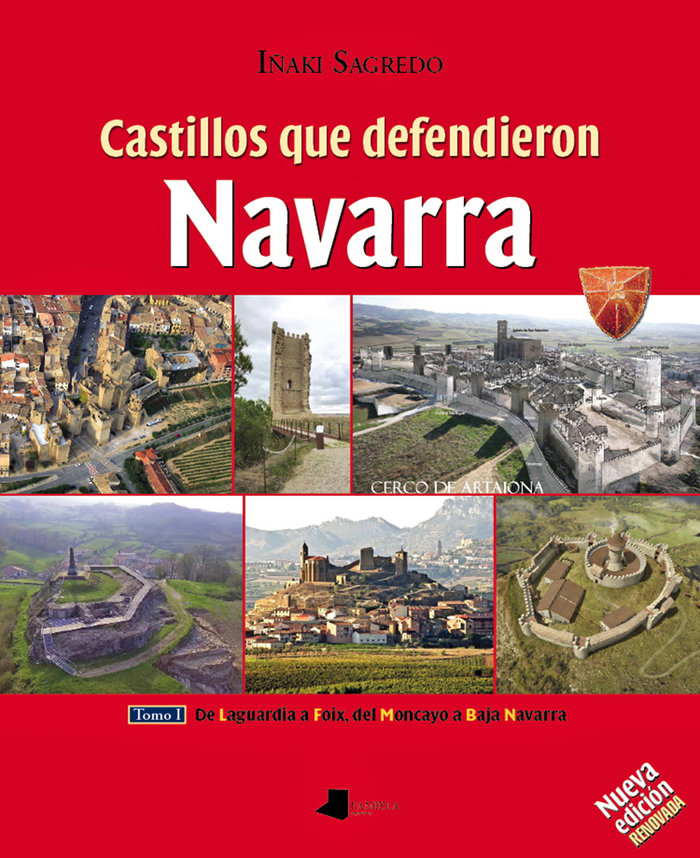 Castillos que defendieron navarra tomo i
