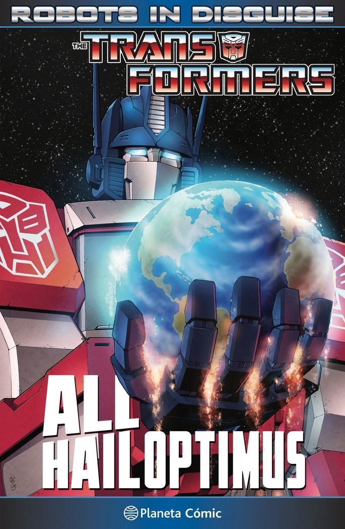 Transformers robots in disguise 5
