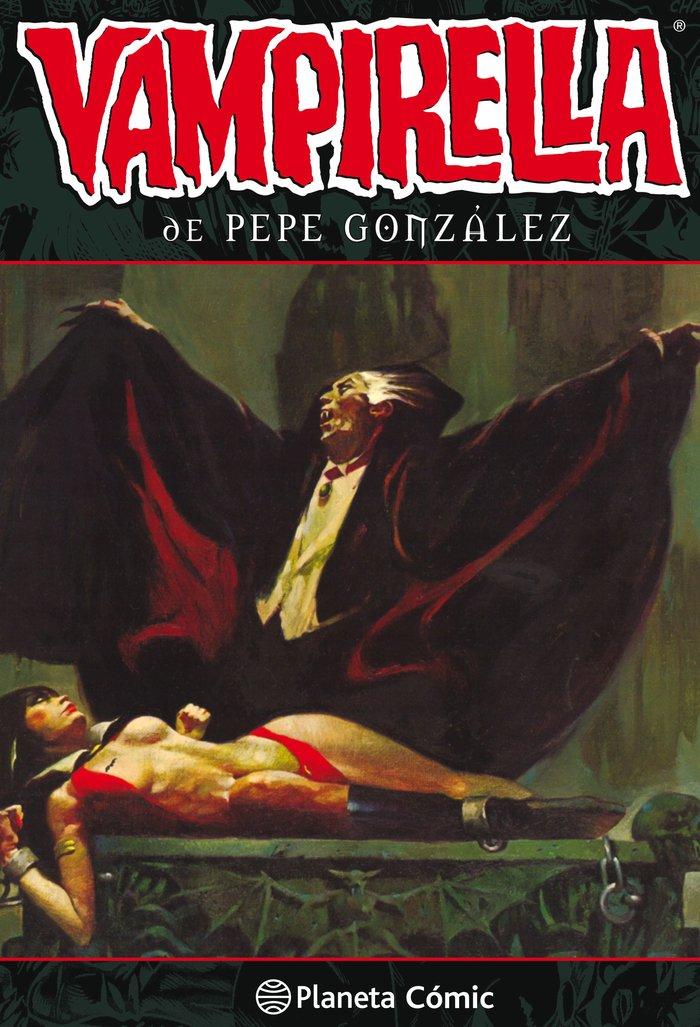 Vampirella de pepe gonzalez nº 03/03