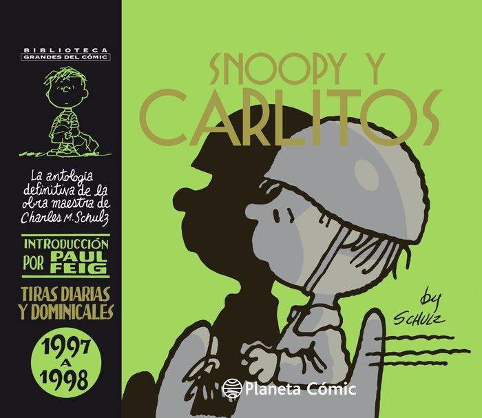 Snoopy y carlitos 1997-1998 24/25