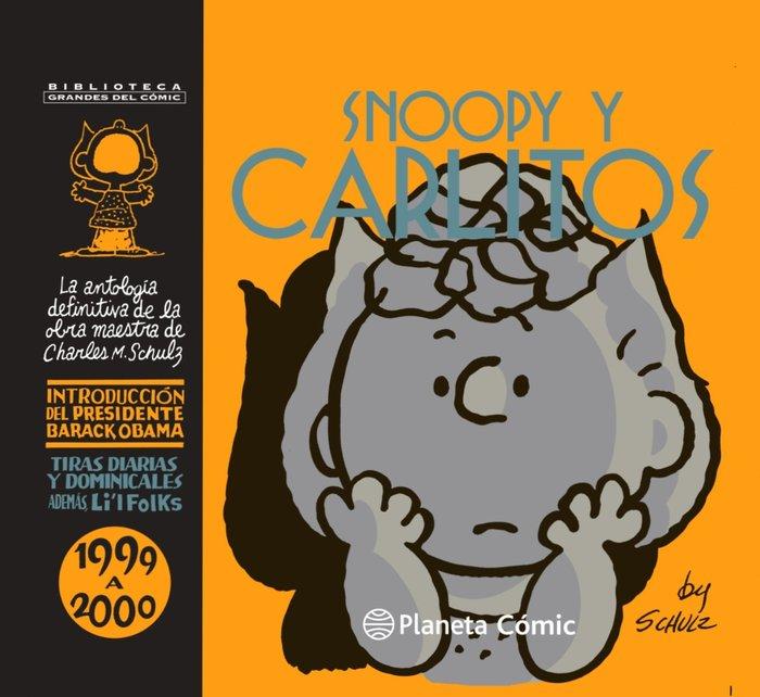 Snoopy y carlitos 1999 2000 25