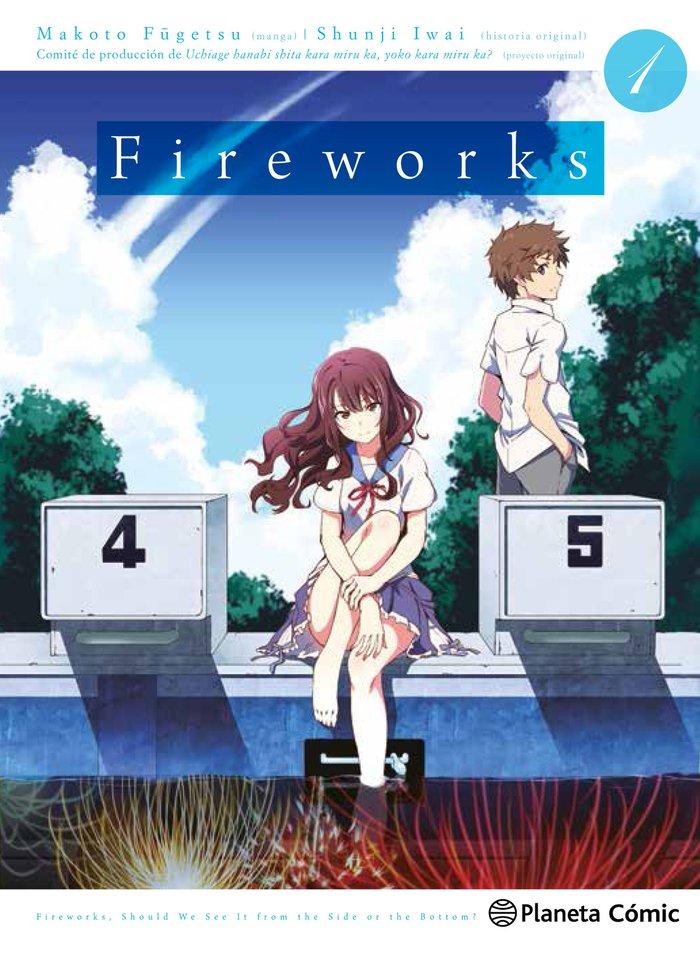Fireworks nº01/02
