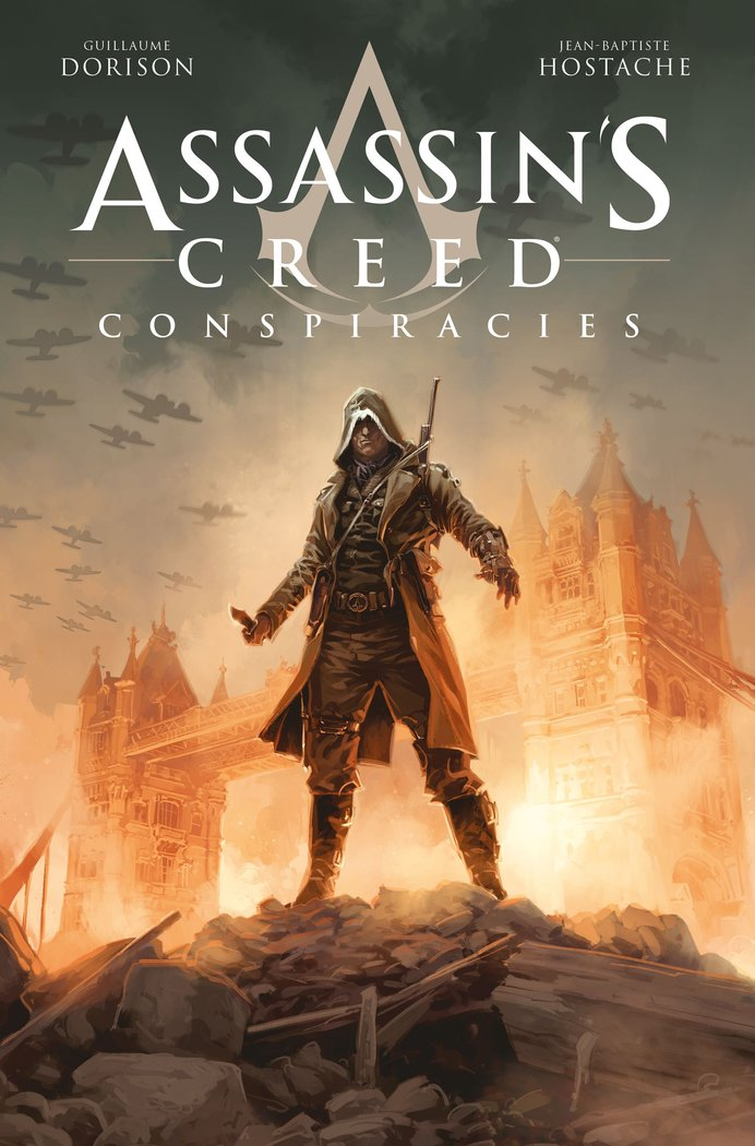 Assassin's creed conspiradores