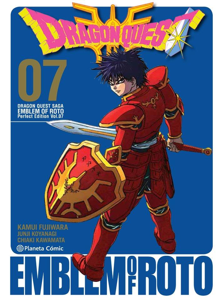 Dragon quest emblem of roto 07/15