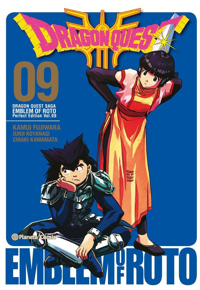 Dragon quest emblem of roto nº 09/15