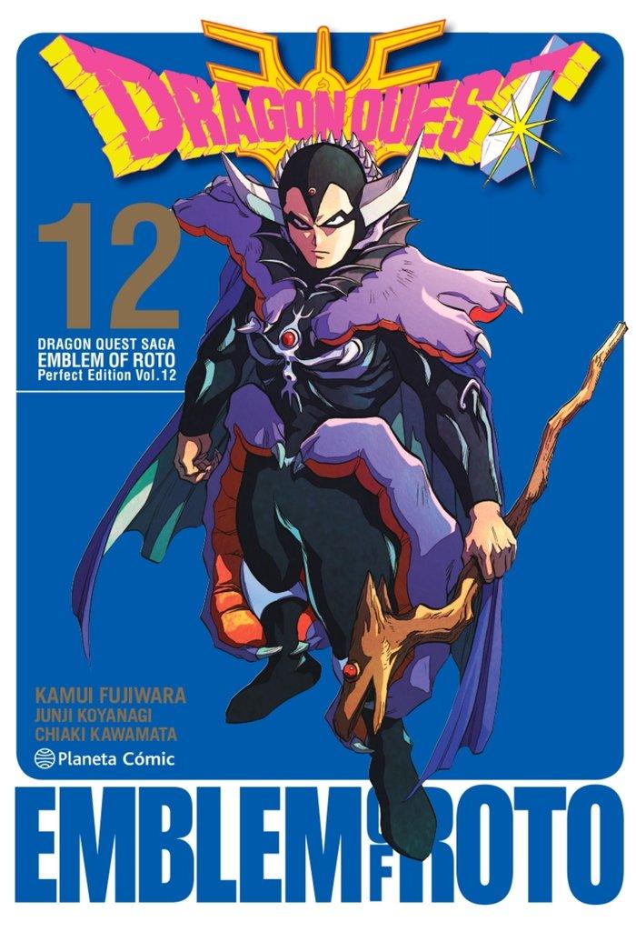 Dragon quest emblem of roto 12