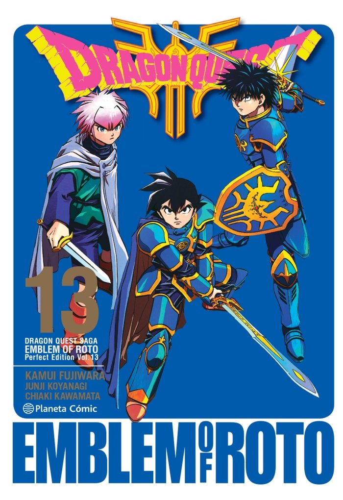 Dragon quest emblem of roto 13