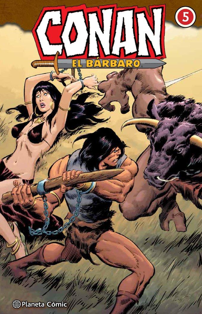 Conan el barbaro 05/10 (integral)