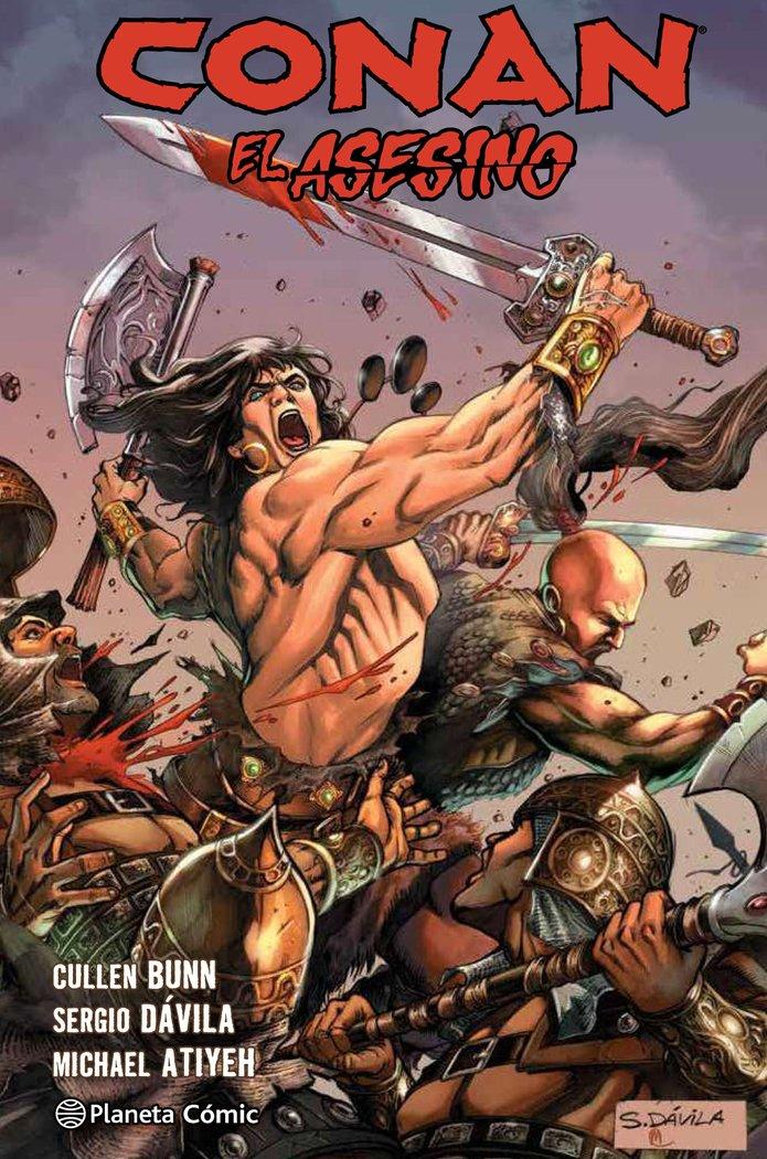 Conan el asesino (integral)