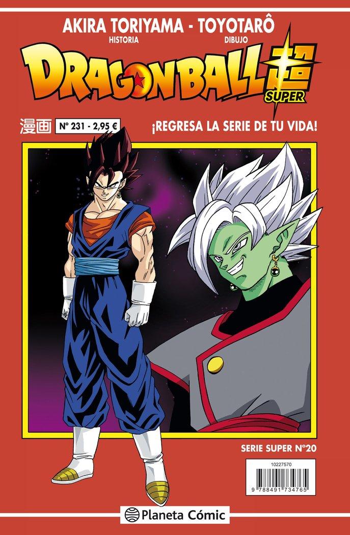 Dragon ball serie roja 231 (vol4)