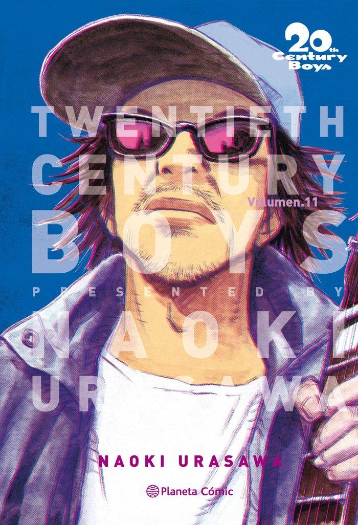 20th century boys 11/11 (nuevo edicion)