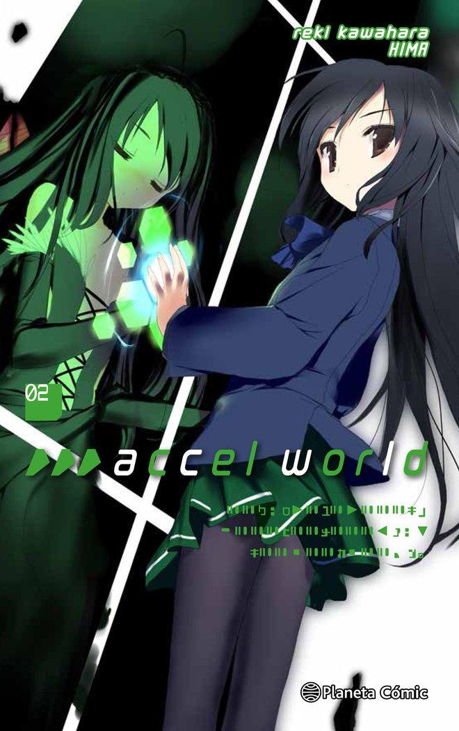 Accel world novela 02
