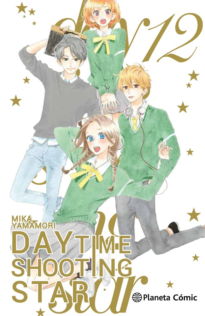 Daytime shooting stars 12/12