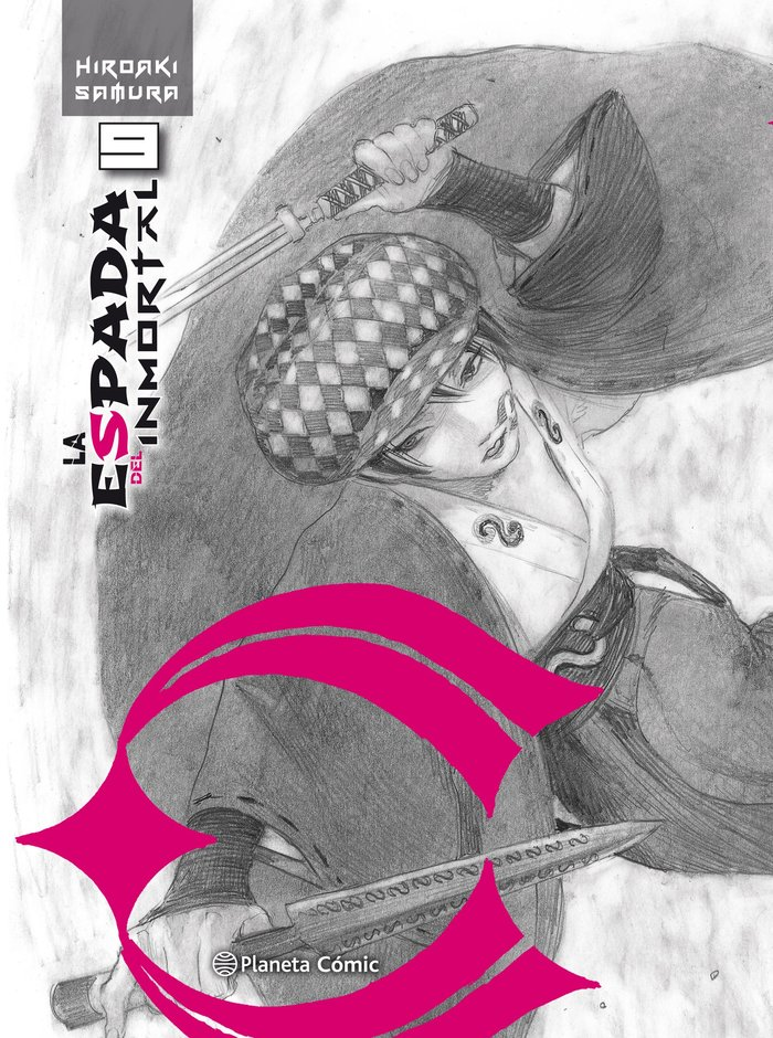 Espada del inmortal kanzenban 09/15