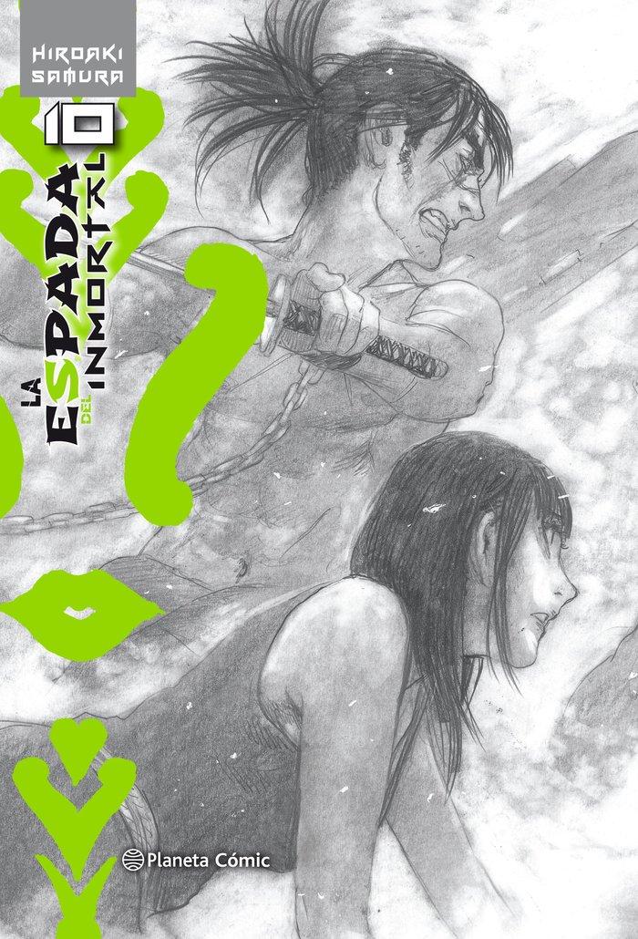 Espada del inmortal kanzenban 10/15