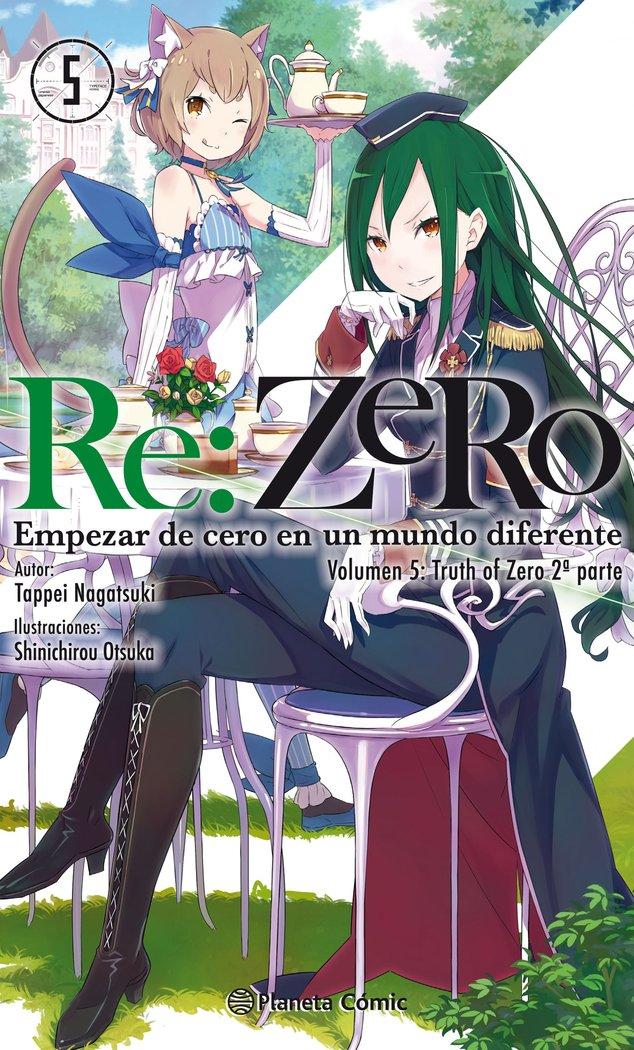 Re zero 05 (novela)