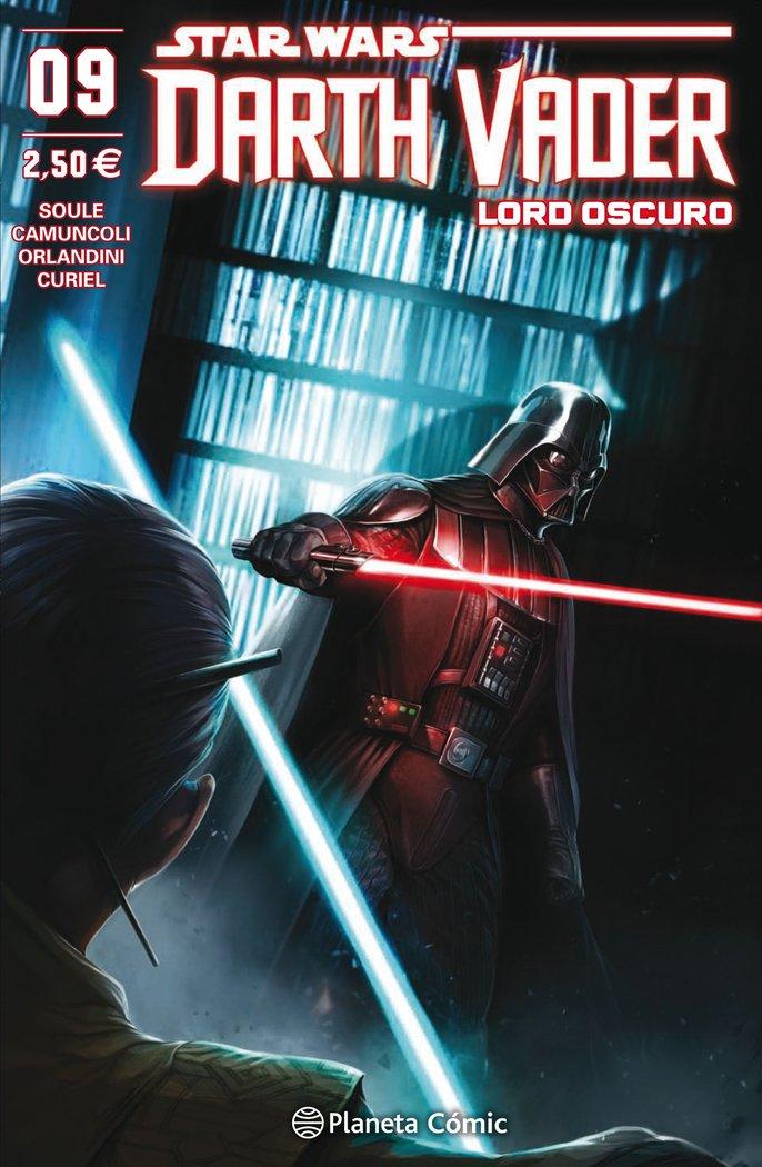 Star wars darth vader lord oscuro nº 09
