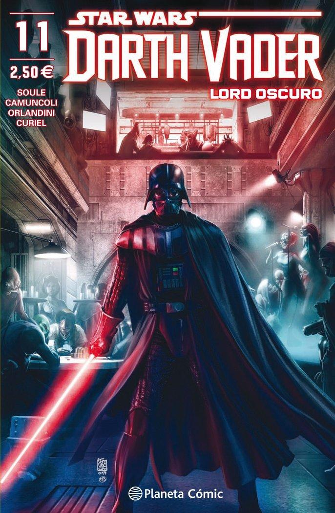 Star wars darth vader lord oscuro nº 11