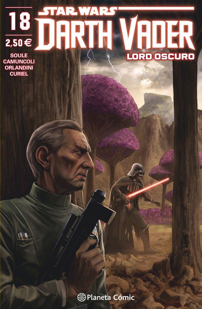 Star wars darth vader lord oscuro nº 18