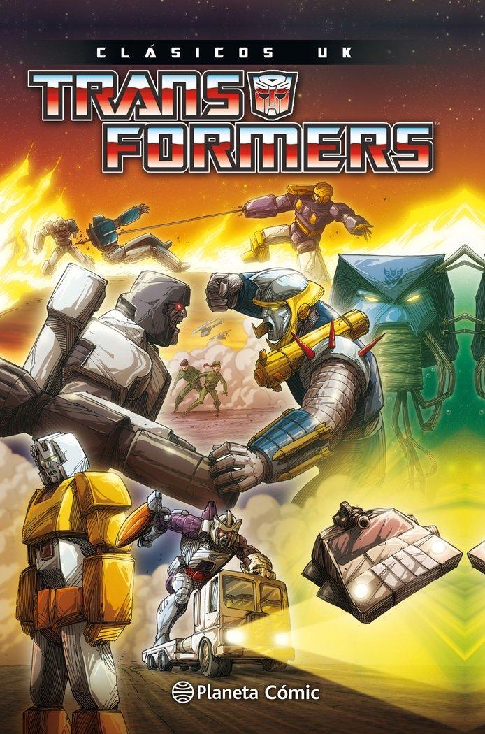 Transformers marvel uk 03/08
