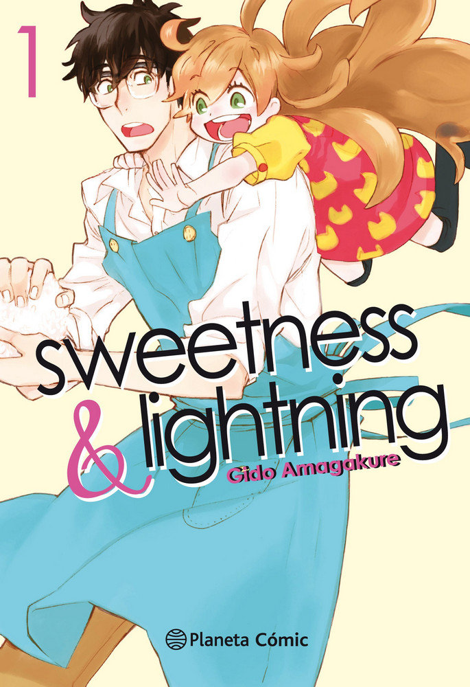 Sweetness and lightning 01