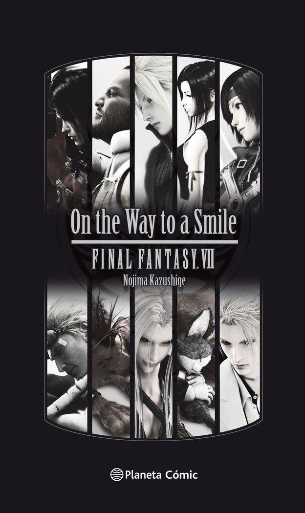 Final fantasy vii - novela