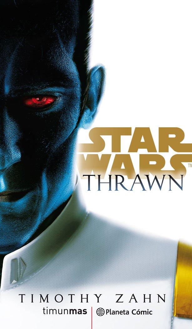 Star wars thrawn novela