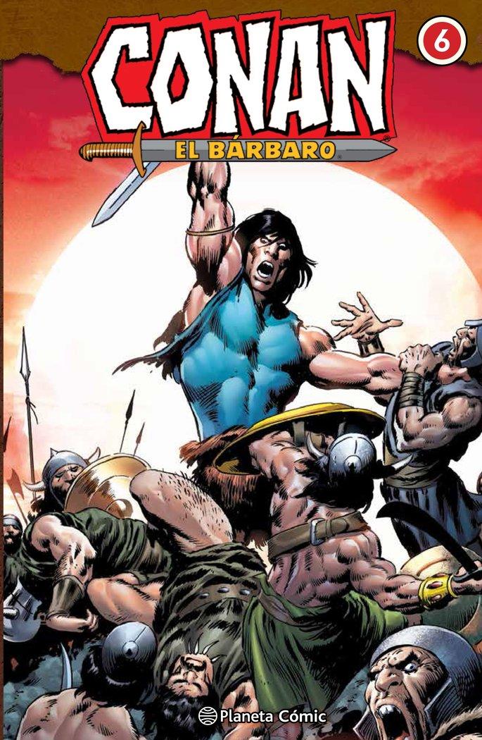 Conan el barbaro 06/10 (integral)