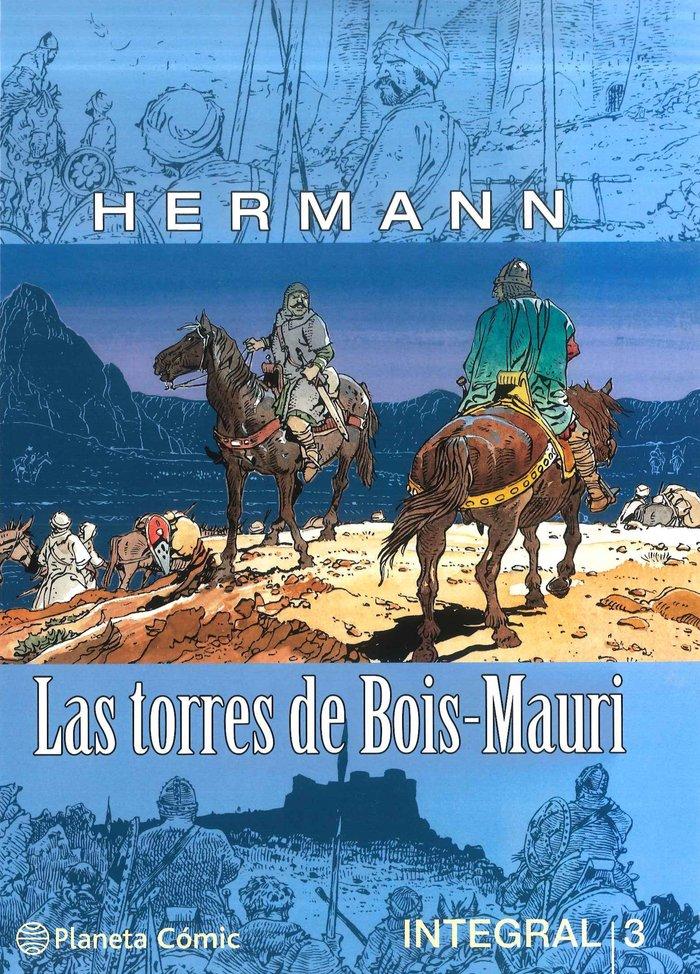Torres de bois mauri 03/03