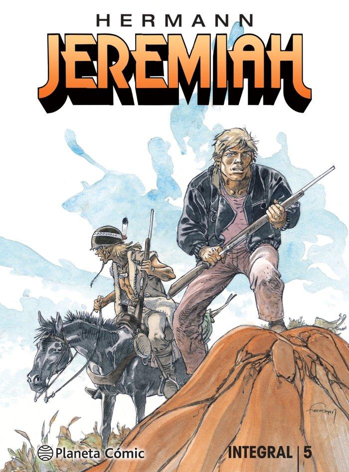 Jeremiah integral 5 nueva edicion