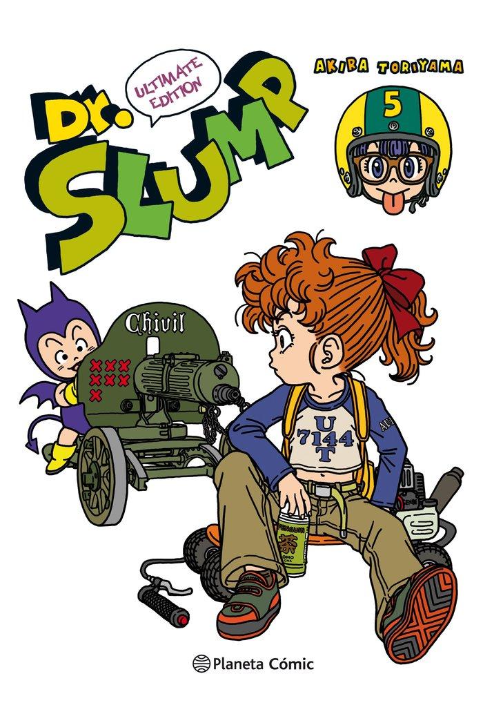 Dr slump 05/15 nueva edicion