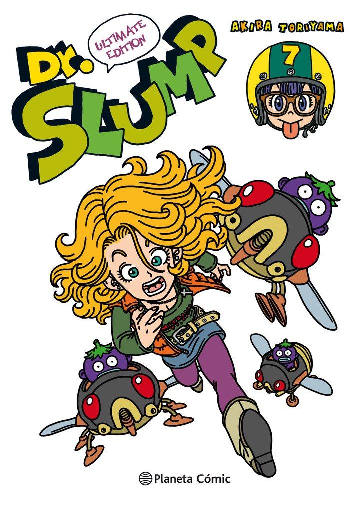 Dr slump 07/15 (nueva edicion)