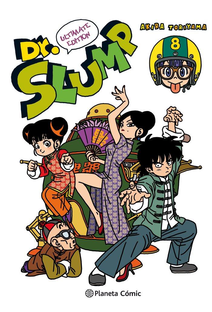 Dr slump 08/15 (nueva edicion)