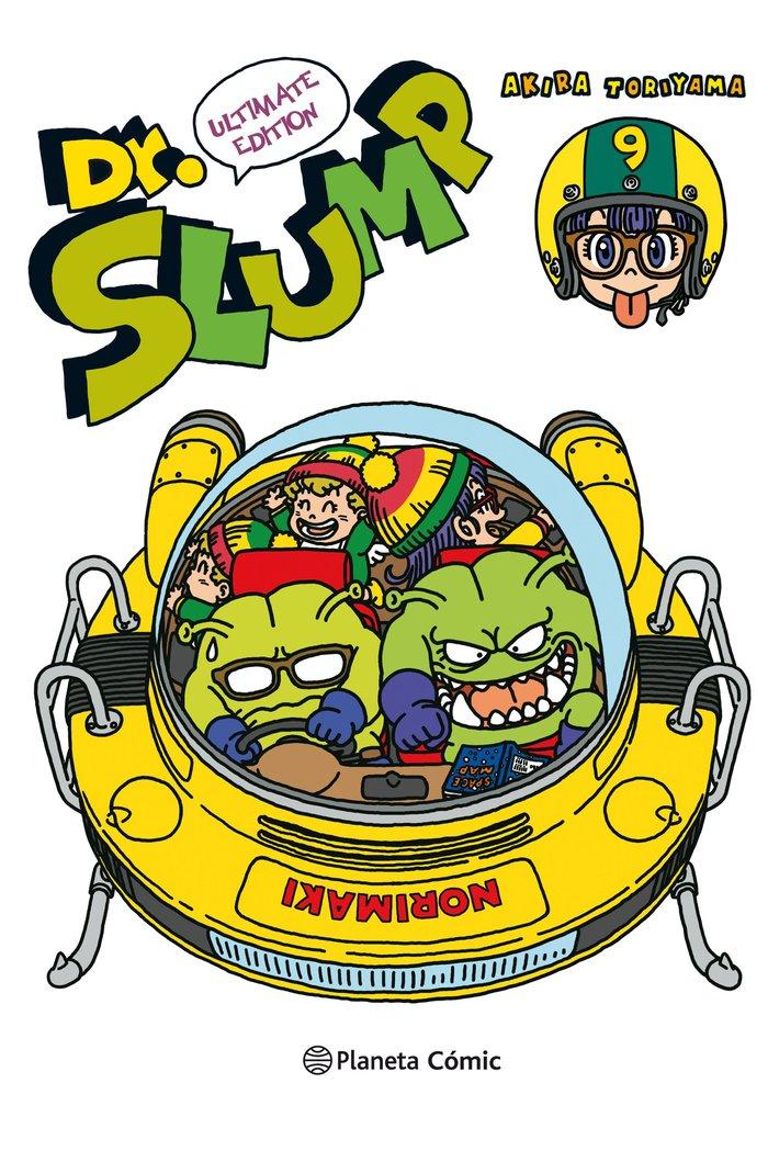 Dr slump 09/15 (nueva edicion)