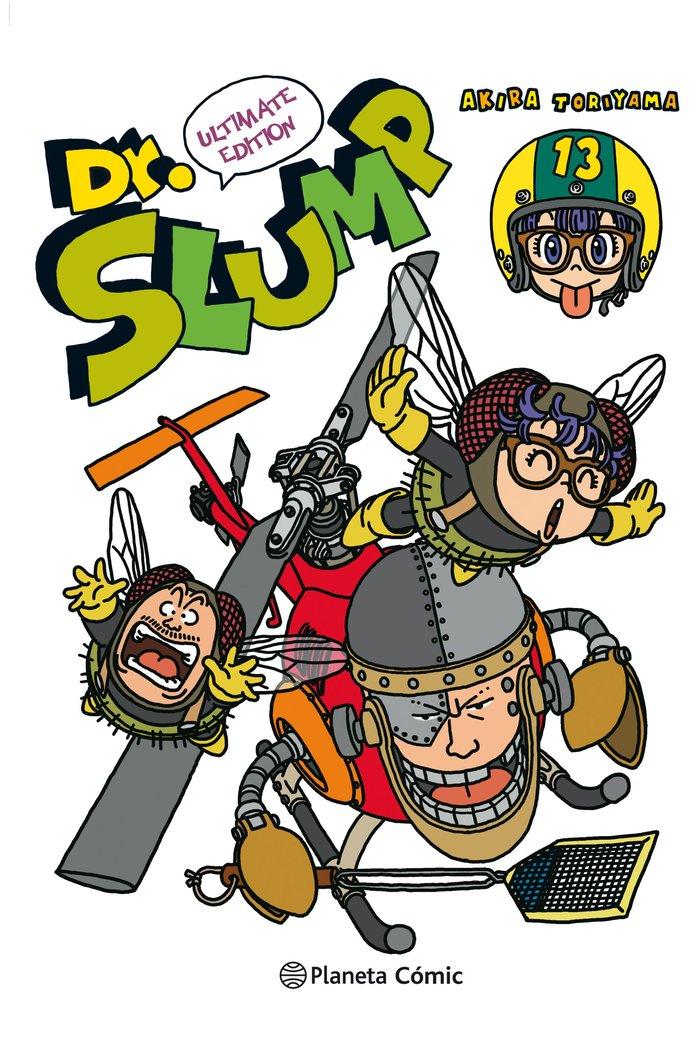 Dr slump 13/15 (nueva edicion)