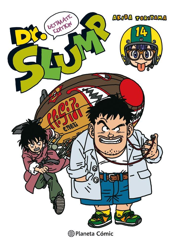 Dr slump 14/15 (nueva edicion)