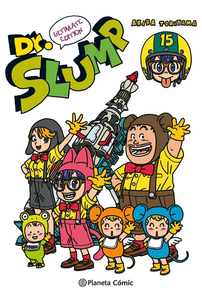 Dr slump 15/15 (nueva edicion)