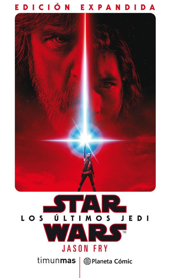 Star wars los ultimos jedi novela