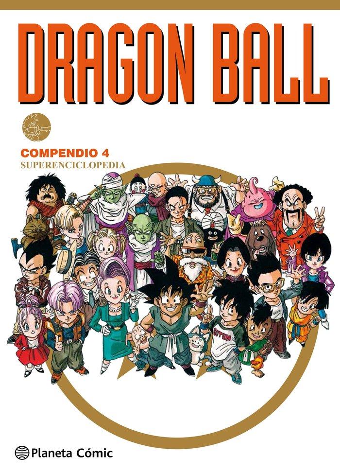 Dragon ball compendio 04/04 (t)