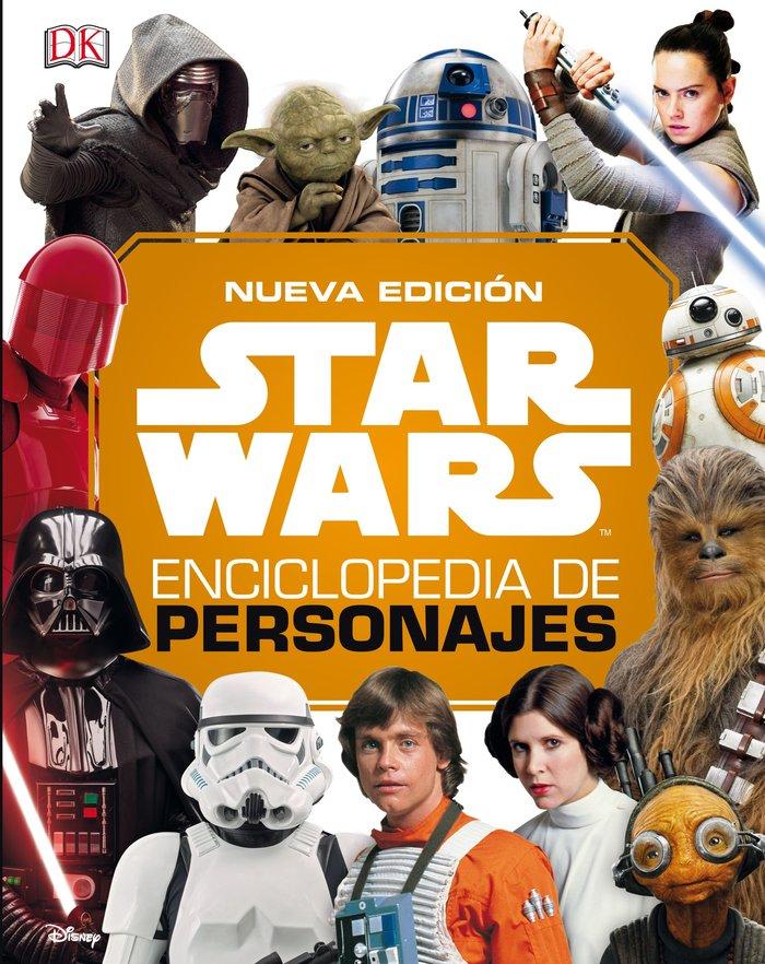 Star wars nueva enciclopedia de personajes 2019