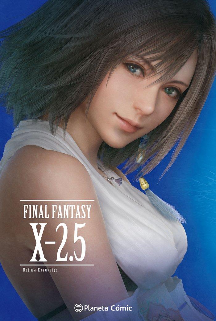 Final fantasy x 2.5 novela