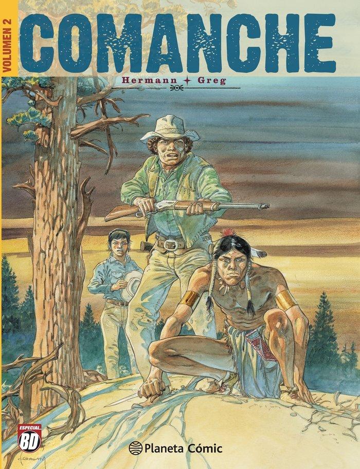 Comanche nº 02/02
