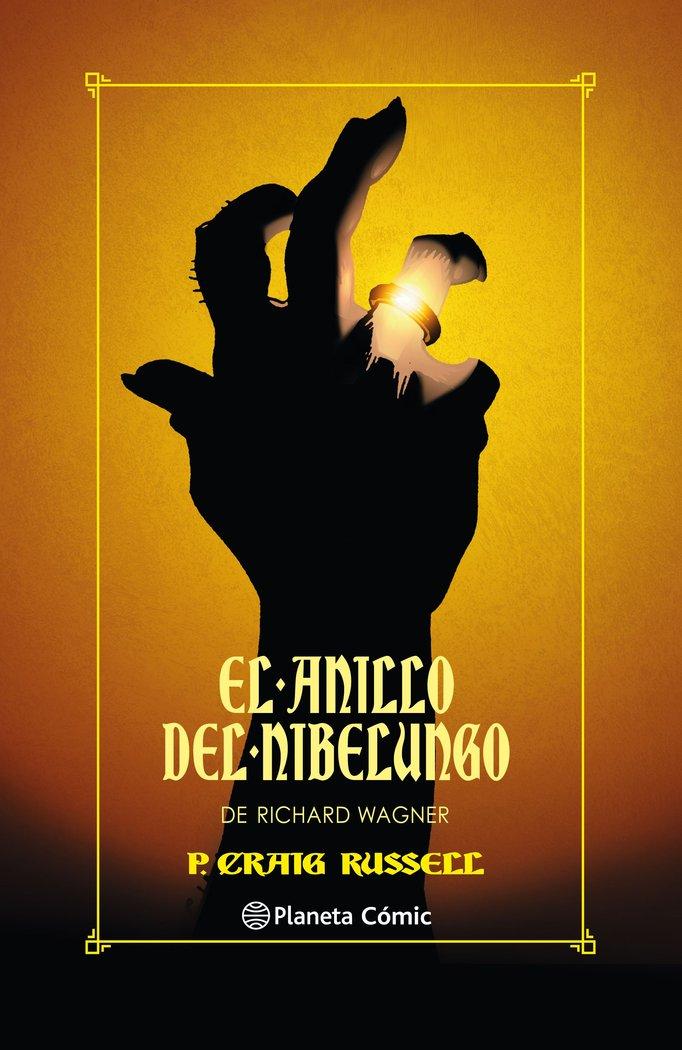 El anillo del nibelungo (edicion integral)