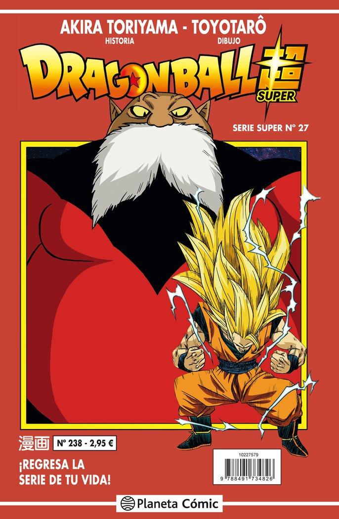 Dragon ball serie roja nº 238 vol 6
