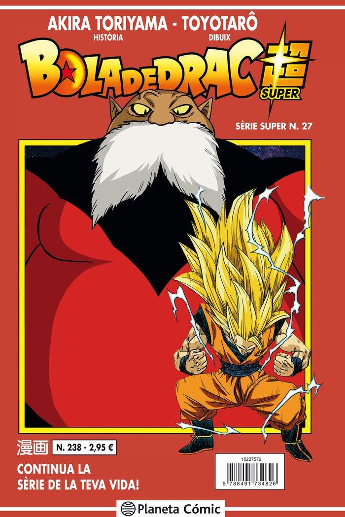 Bola de drac serie vermella 238 (vol6)