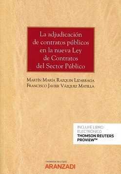 Adjudicacion de contratos publicos en la nueva ley de contra