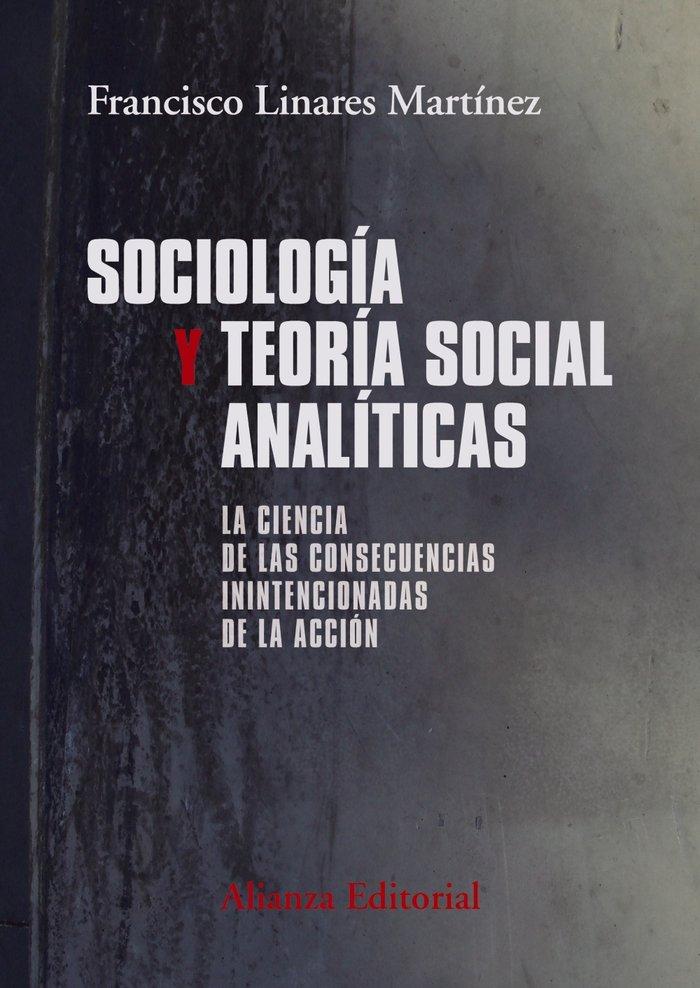Sociologia y teoria social analiticas