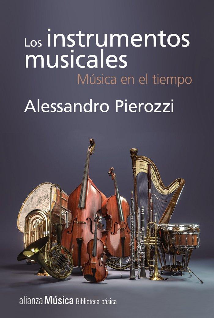 Instrumentos musicales,los