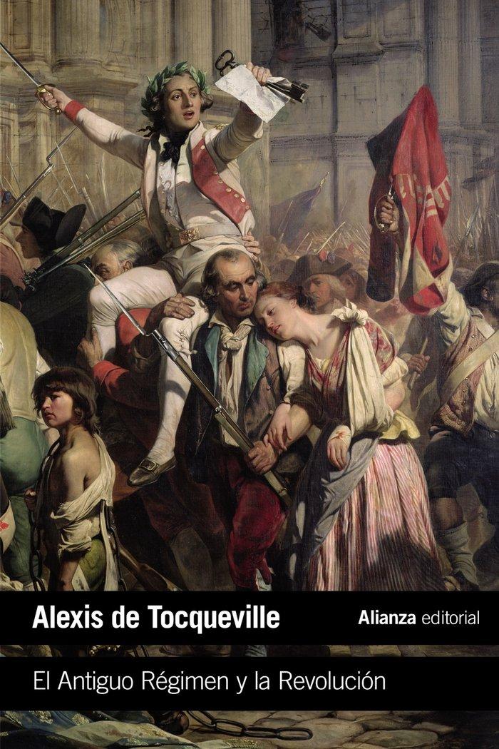Antiguo regimen y la revolucion,el